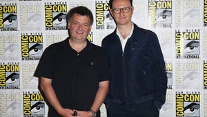 Sherlock's Mark Gatiss and Steven Moffat Are Sinking Their Teeth Into a New Dracula Series