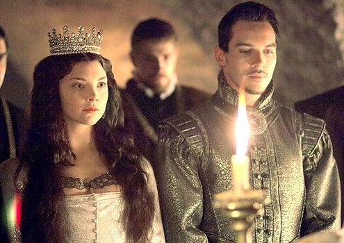 The Tudors - Season 2 - Episode 3 - Natalie Dormer as Anne Boleyn and Jonathan Rhys Meyers as Henry VIII