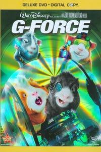 G-Force as Bucky