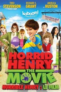 Horrid Henry: The Movie as Miss Lovely