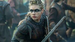 Vikings Creator on Floki's Deadly Offer, Lagertha's Tragic Fate