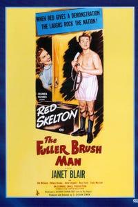 The Fuller Brush Man as Sara