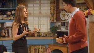 David Schwimmer Finally Settles Friends Debate Over Whether Ross and Rachel Were 'On a Break'