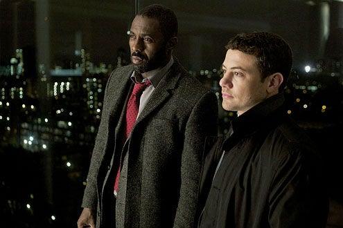 Luther - Season 2 - Idris Elba and Warren Brown