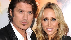 Billy Ray Cyrus' Wife Tish Files for Divorce