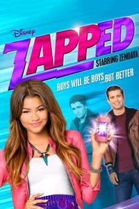 Zapped as Zoey Stevens