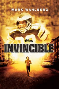 Invincible as Janet Cantrell