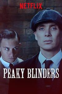 Peaky Blinders as Aunt Polly Gray