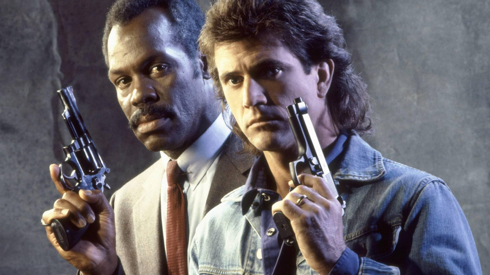 Danny Glover and Mel Gibson, Lethal Weapon