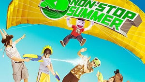 """Exclusive: Disney XD Rolls Out a """"Non-Stop Summer"""""""