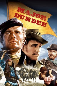 Major Dundee as Capt. Jacques Tremaine