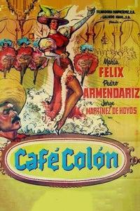 Café Colón as General Sebastián Robles
