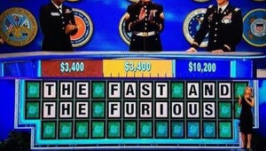 Wheel of Fortune Apologizes for Fast and Furious Puzzle Answer