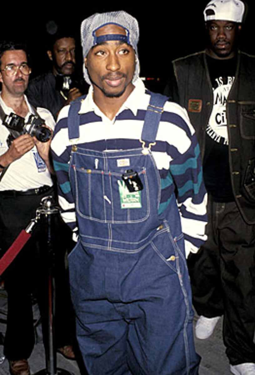 Tupac Shakur - 1st Annual Minority Motion Picture Awards - Wiltern Theater - Los Angeles , CA - Sept. 10, 1993