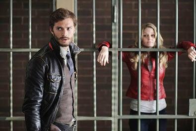 Once Upon a Time - Season 1 - Jamie Dornman and Jennifer Morrison