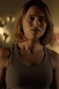 Zoë Tapper as Kay Strange
