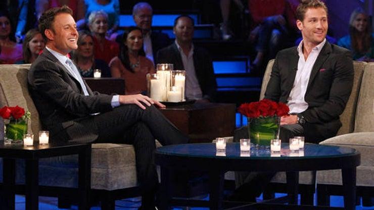 Chris Harrison and Juan Pablo Galavis, The Bachelor