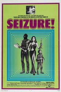 Seizure as Nicole Blackstone