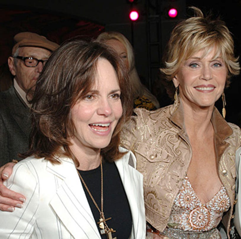 """Sally Field and Jane Fonda - """"Monster-In-Law"""" Los Angeles Premiere - 2005"""