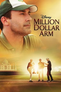 Million Dollar Arm as JB Bernstein