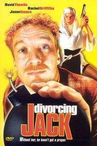 Divorcing Jack as Lee Cooper