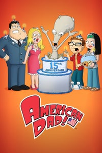 American Dad! as Mom/Dalia