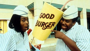 Here's How You Can Eat at Kenan and Kel's Good Burger IRL