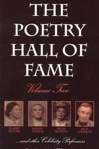 Poetry Hall of Fame, Vol. Two as Host