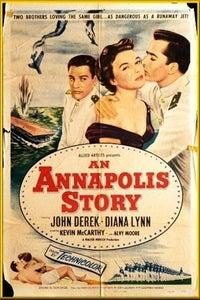 An Annapolis Story as Jim R. Scott