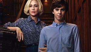 "Bates Motel Reopens for ""Super-Intense"" Second Season"