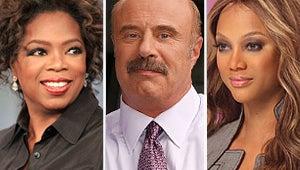 Oprah, Dr. Phil, and Tyra Spotlight Domestic Abuse