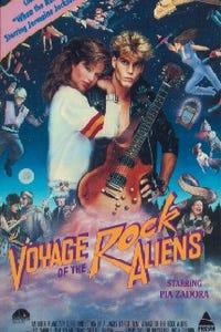 Voyage of the Rock Aliens as Frankie