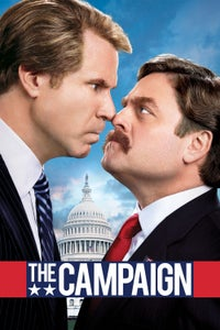 The Campaign as Marty Huggins