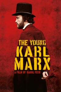 The Young Karl Marx as Herr Engels