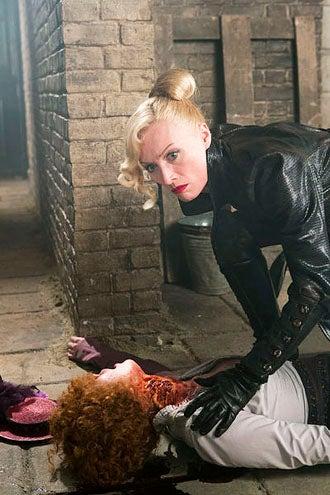"Dracula - Season 1 - ""A Whiff of Sulfur"" - Victoria Smurfit"