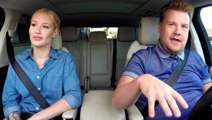 Fancy! Iggy Azalea and James Corden Sing Her Songs, Do Some Wedding Shopping