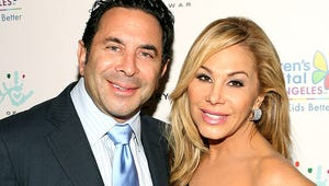 Real Housewives of Beverly Hills Star Files for Divorce One Day After Father's Death