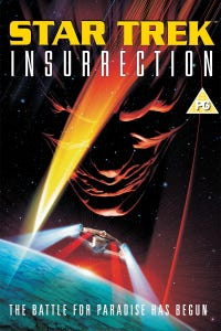 Star Trek: Insurrection as Ru'afo