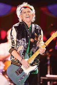 Keith Richards as Himself
