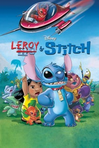 Leroy & Stitch as Nani