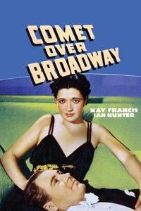 Comet over Broadway as Willis