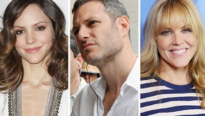 Report: Mary McCormack Kicks Husband Out After He Was Seen Kissing Katharine McPhee