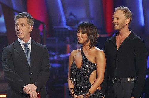 Dancing with the Stars - Season 4 - Cheryl Burke, Ian Ziering, Tom Bergeron