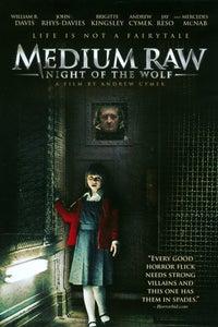 Medium Raw: Night of the Wolf as Elliot Carbon