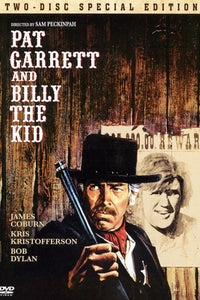 Pat Garrett and Billy the Kid as Mrs. Horrell