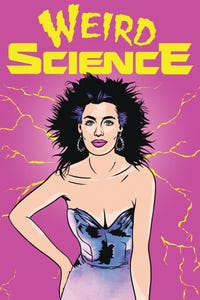Weird Science as Lucy