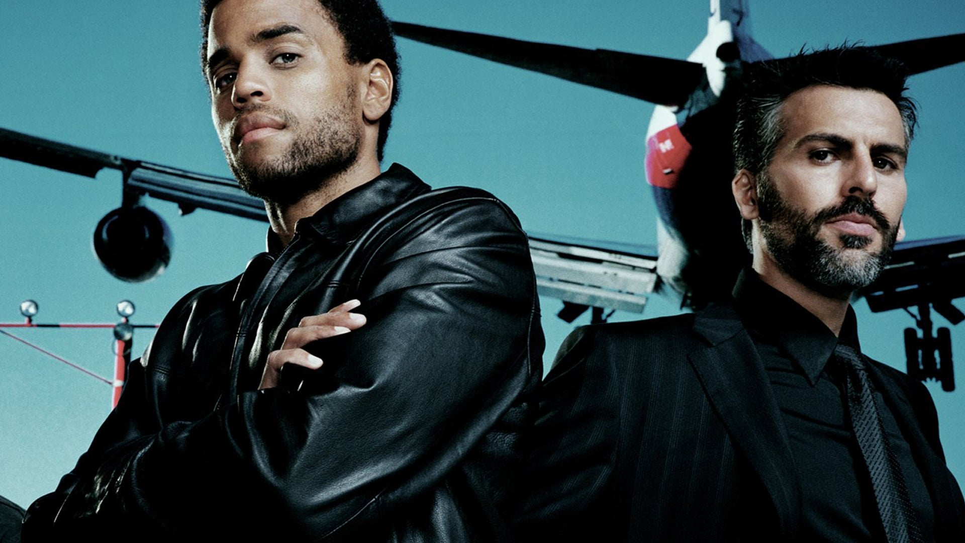 Michael Ealy and Oded Fehr, Sleeper Cell