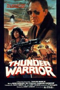 Thunder Warrior as Thomas