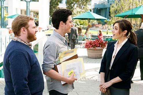"A to Z - Season 1 - ""A is for Acquaintances"" - Henry Zebrowski, Ben Feldman and Cristin Milioti"