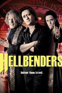 Hellbenders as Father Atherton